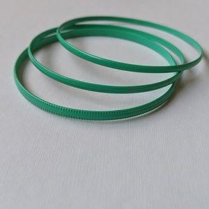 $4 limited time sale 3 bangle bracelets